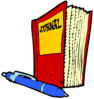 icon, journaling